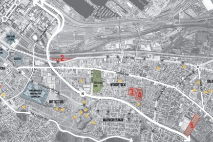 5 design proposals for the Woodstock and Salt River affordable housing sites