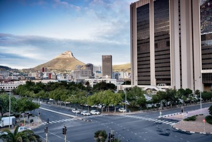 Cape Town joins worldwide competition, launching 5 sites for carbon neutral development