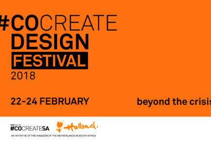 #cocreateDESIGN FESTIVAL to tackle water security, food security, mobility and governance
