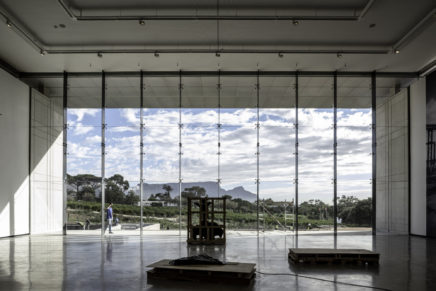 Norval Foundation centre for art nears opening in Cape Town