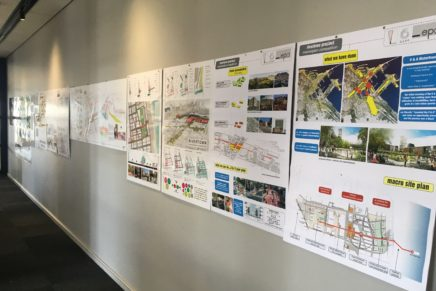Rivertown Precinct Masterplan Competition : 8 teams present in Durban