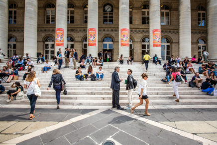 In Paris, Sharyn Sassen shares placemaking learnings at World Convergences Forum.